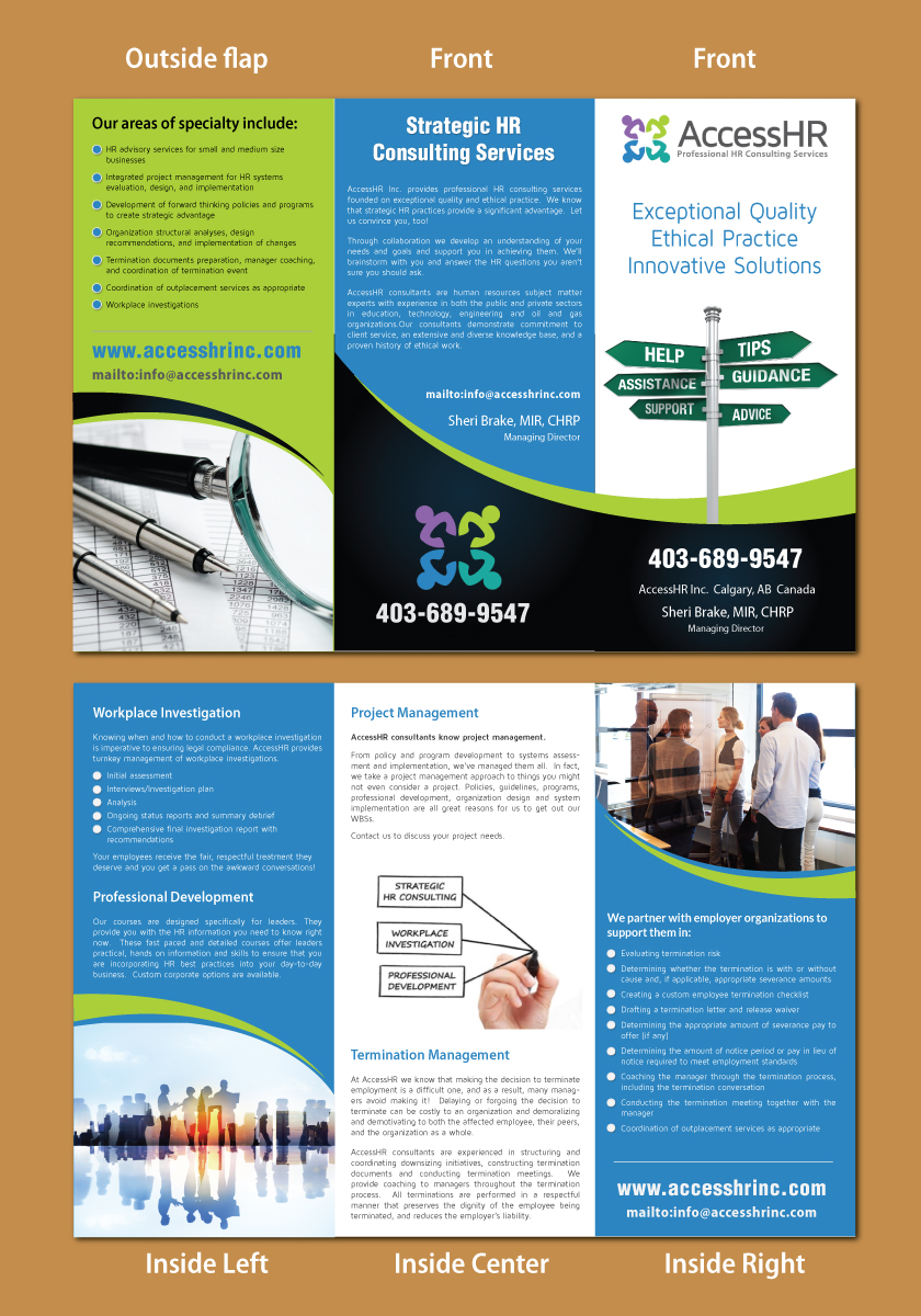 making a professional flyer mersn proforum co
