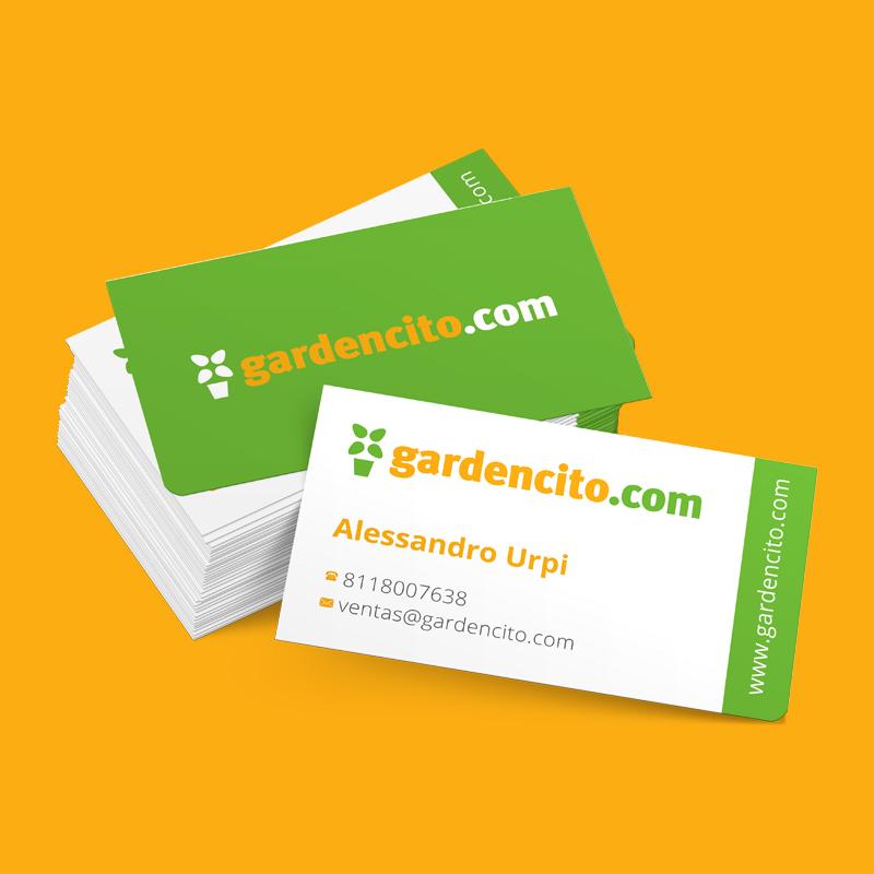 Bold, Modern, Landscape Gardening Business Card Design for Bit Farm ...
