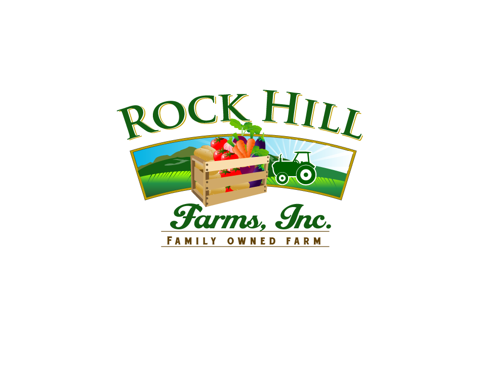 logo design for rock hill farms inc by aleksic design 7535056