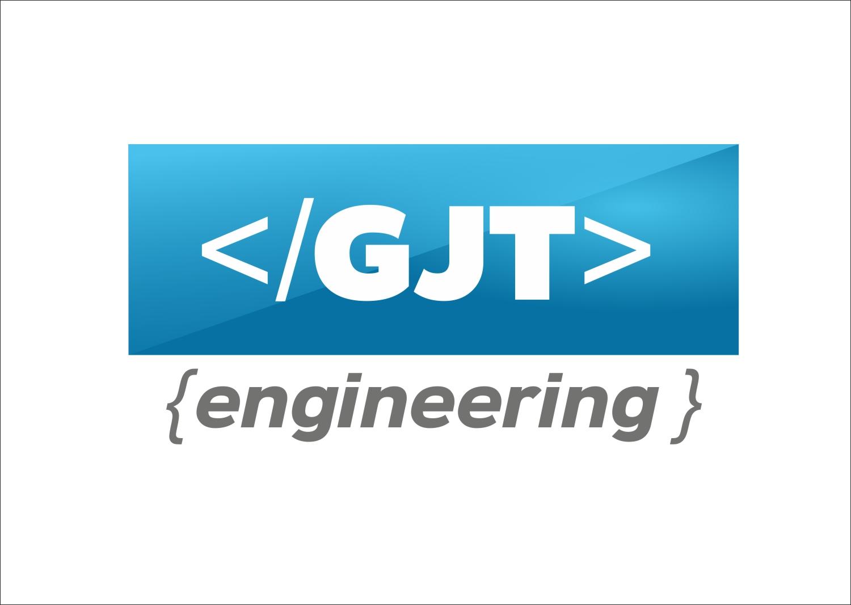 Modern professional logo design for gjt engineering by for Modern design consulting engineering office