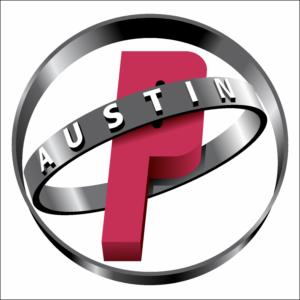 Austin | Logo Design by wacom art