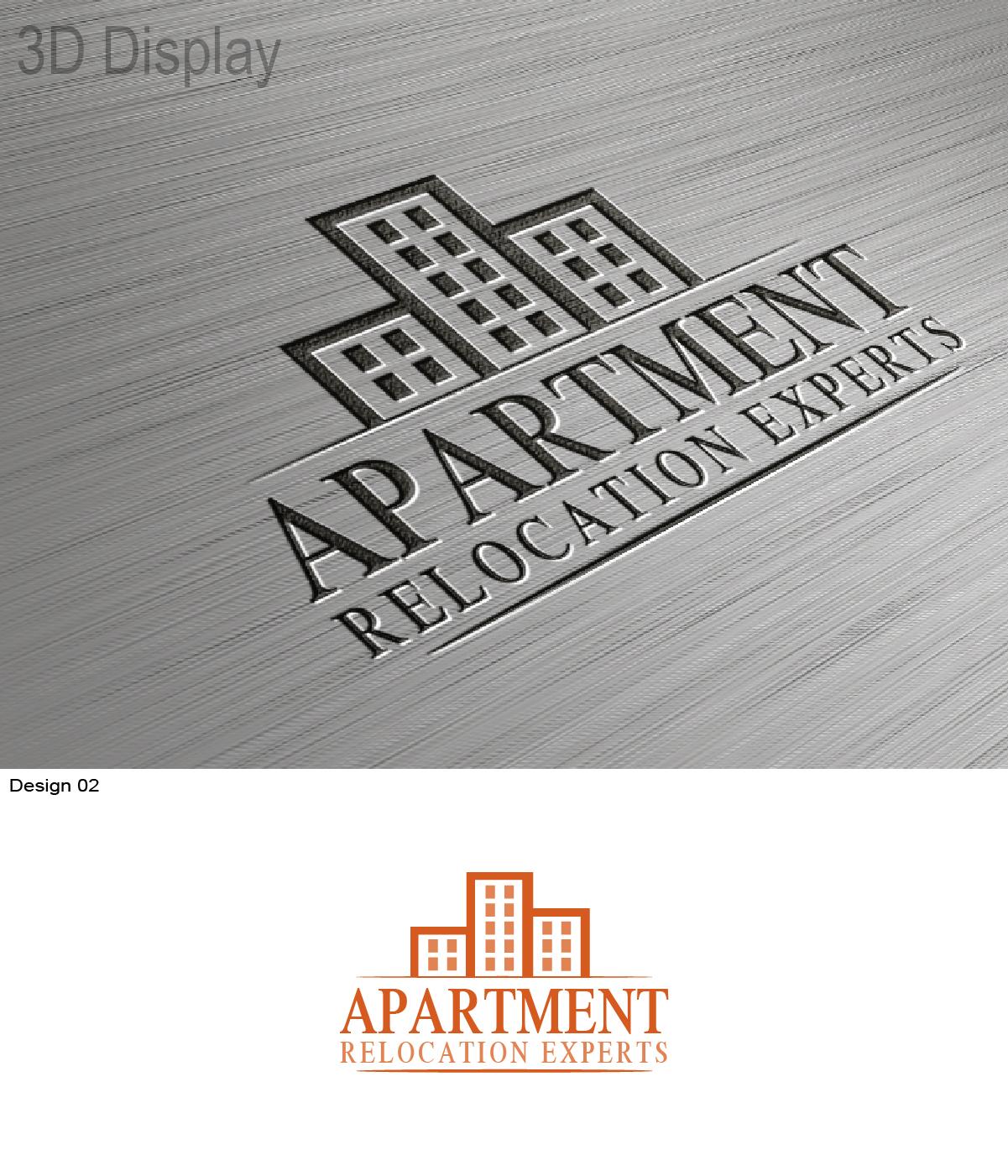 Upmarket modern apartment logo design for apartment for Apartment logo design