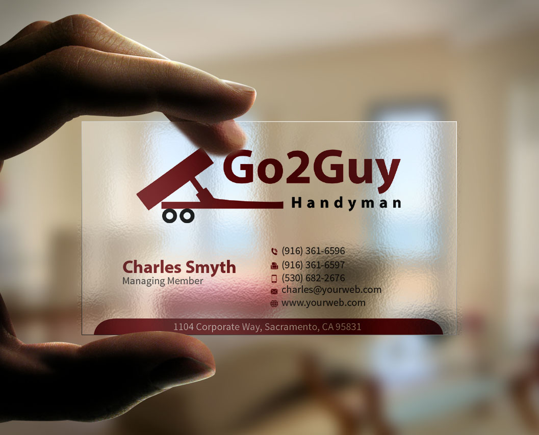 business card design by mediaproductionart for this project design 7483151 - Cleaning Company Business Cards
