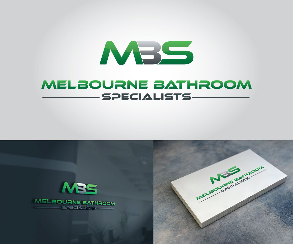 127 modern professional construction logo designs for for Bathroom specialists melbourne