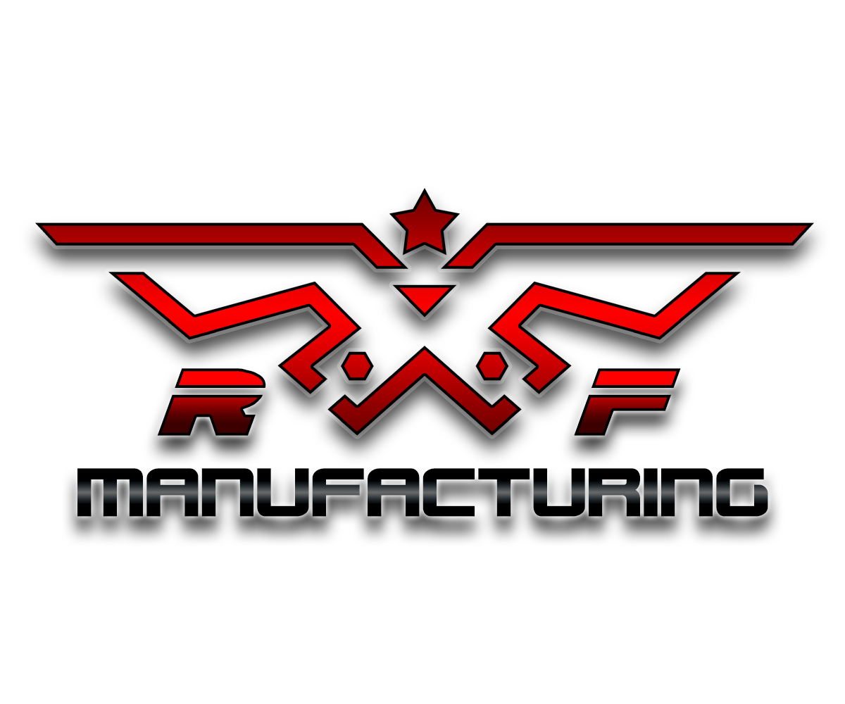 Serious, Modern, It Company Logo Design for RF Manufacturing by yani ...