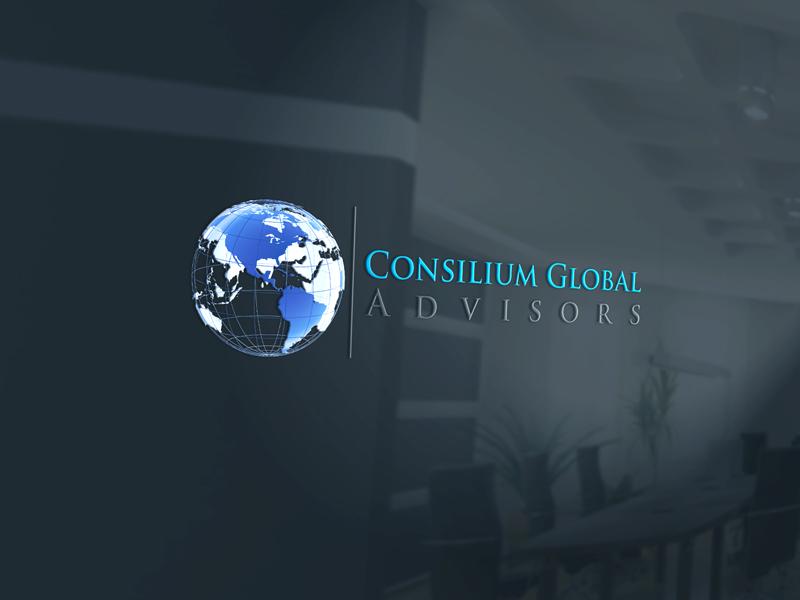 Modern professional logo design for consilium global for Global design consultancy