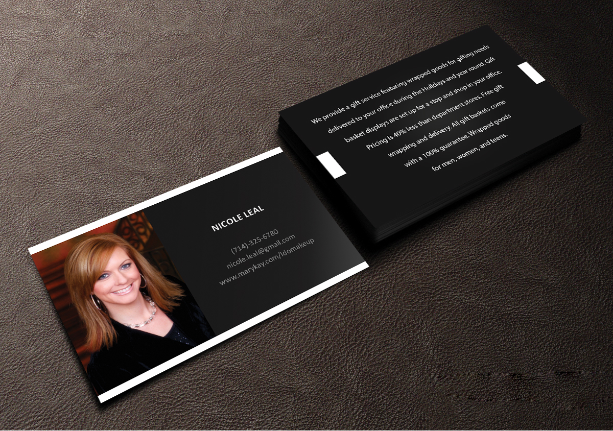 Carpet Business Card Design for a Company by Creations Box 2015 ...