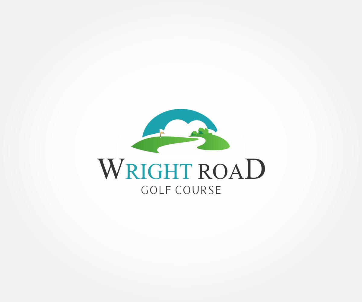 86 Upmarket Modern Golf Course Logo Designs For Wright