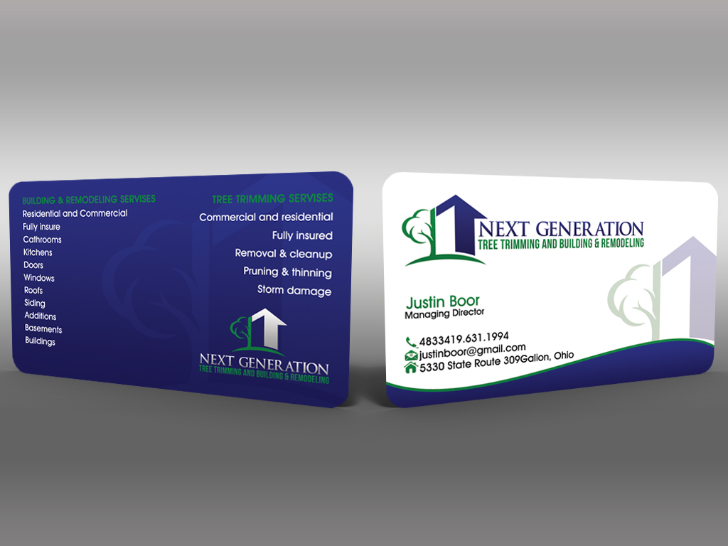 Business Card Design By Hardcore For This Project