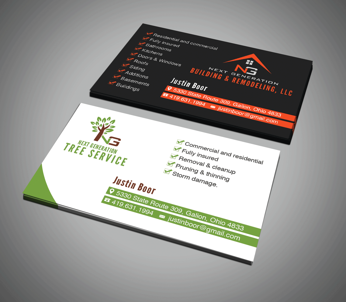 34 Elegant Business Card Designs | Business Business Card Design ...