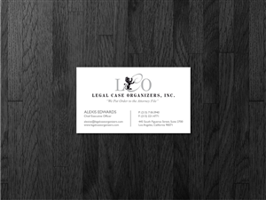 41 serious business card designs printer business card design business card design by atvento graphics for legal case organizers design 1900922 reheart Images