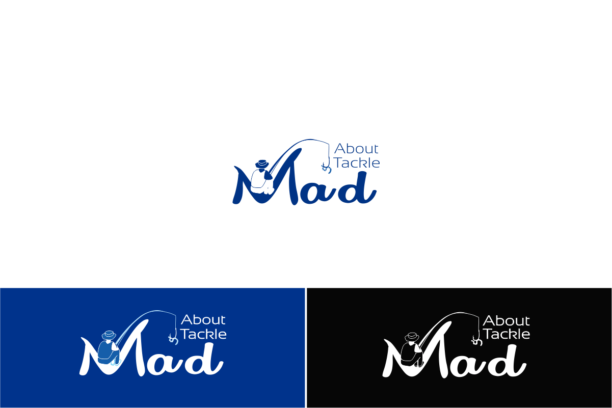 Bold modern business logo design for mad about tackle by for International design company