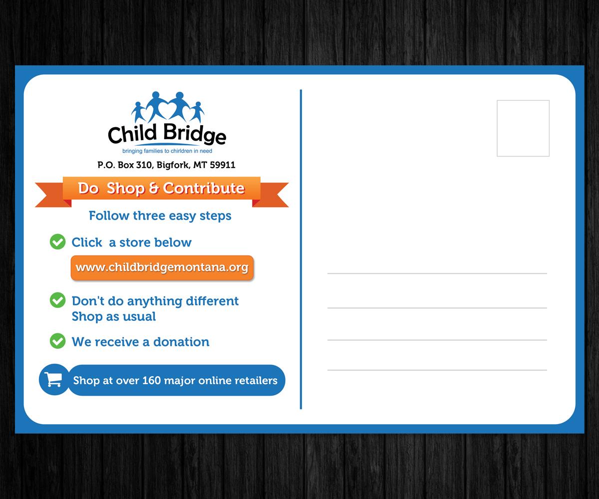elegant spielerisch online shopping postkarten design for child bridge by jems wood design. Black Bedroom Furniture Sets. Home Design Ideas