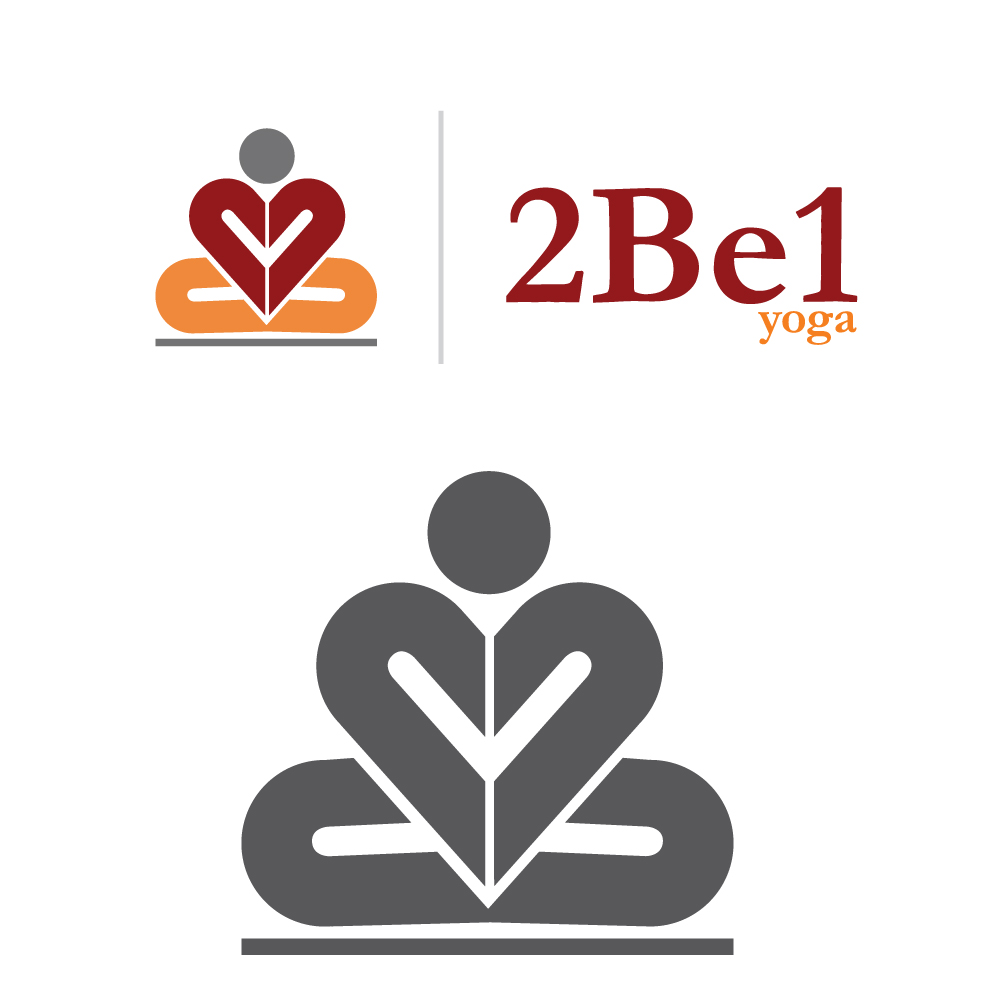 Modern Personable Clothing Logo Design For 2be1 Yoga By Sonalogo
