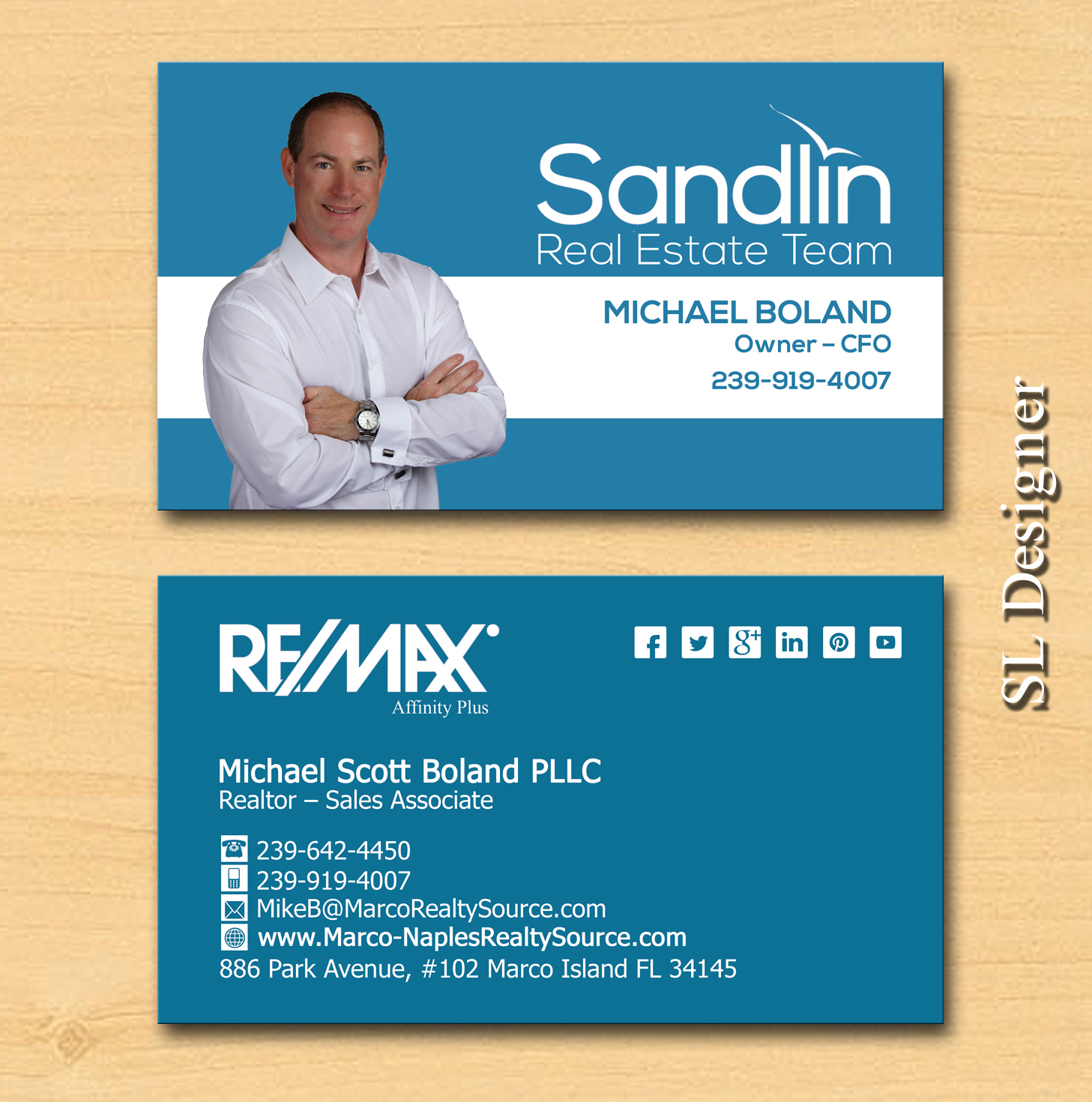 Upmarket professional real estate agent business card design for a business card design by sl designer for this project design 7586489 colourmoves