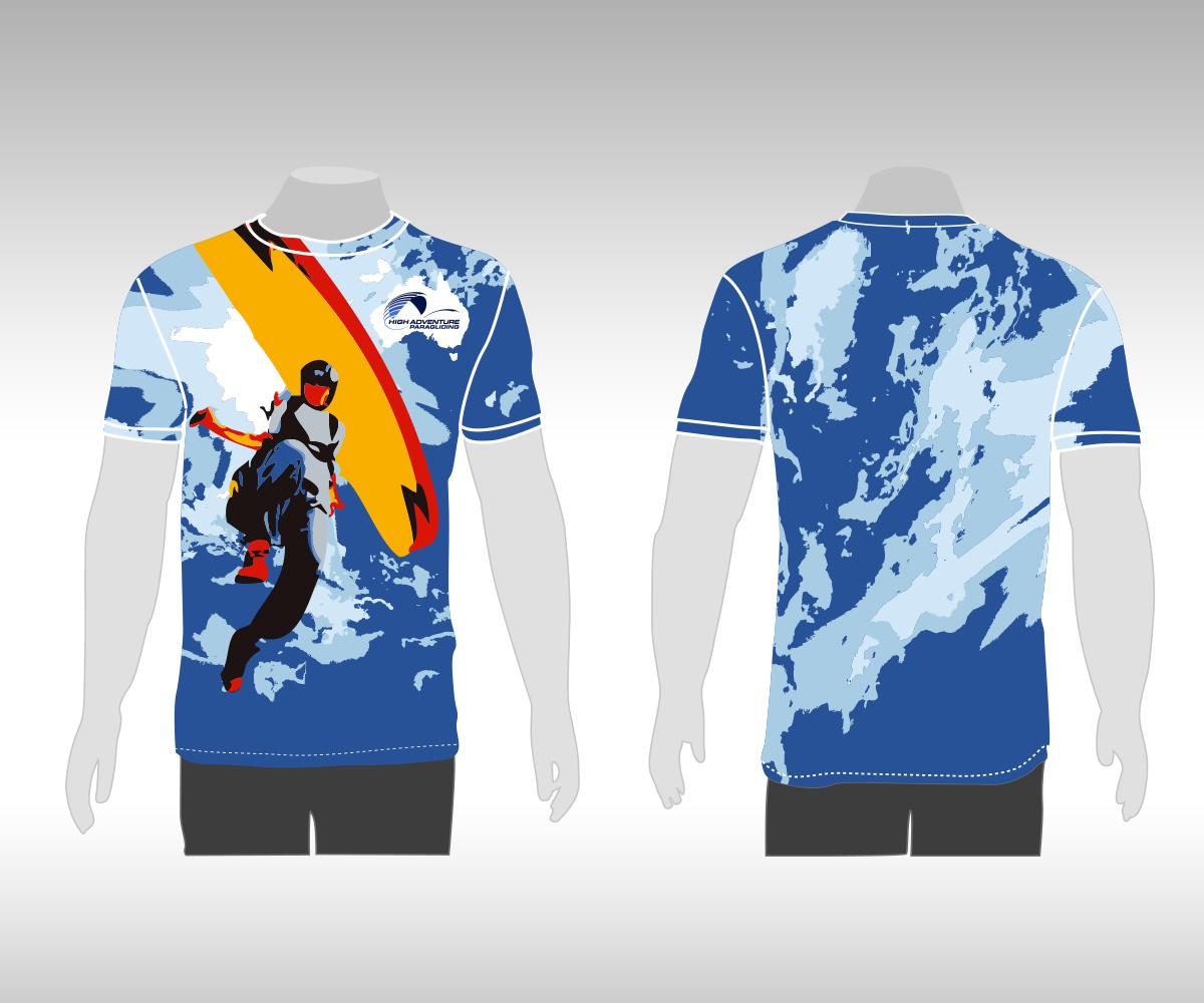 T shirt design 2 zeixs - T Shirt Design By Hendrik For 2 X T Shirt Designs For High Adventure