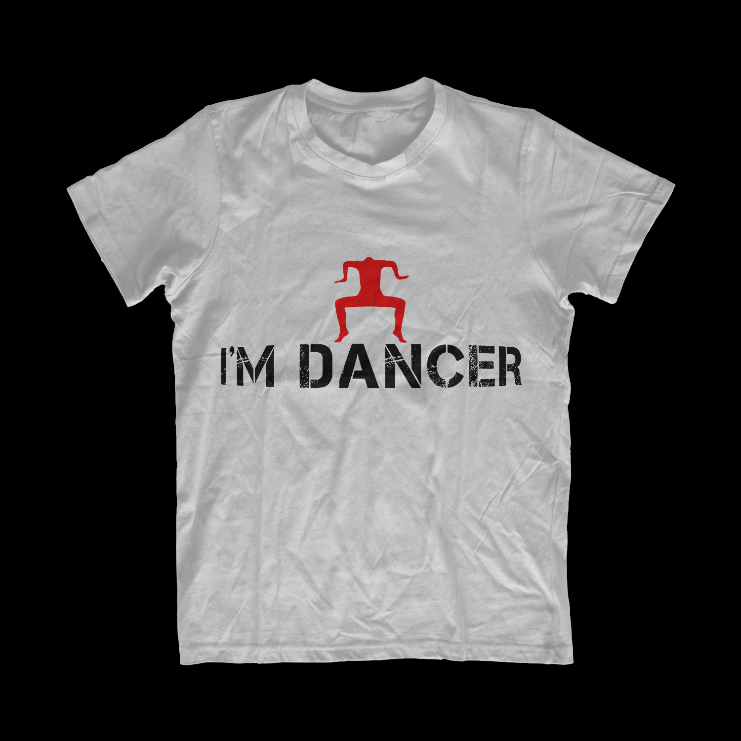 T shirt design youtube - T Shirt Design Design 7573094 Submitted To Youtube Dance Star Needs A