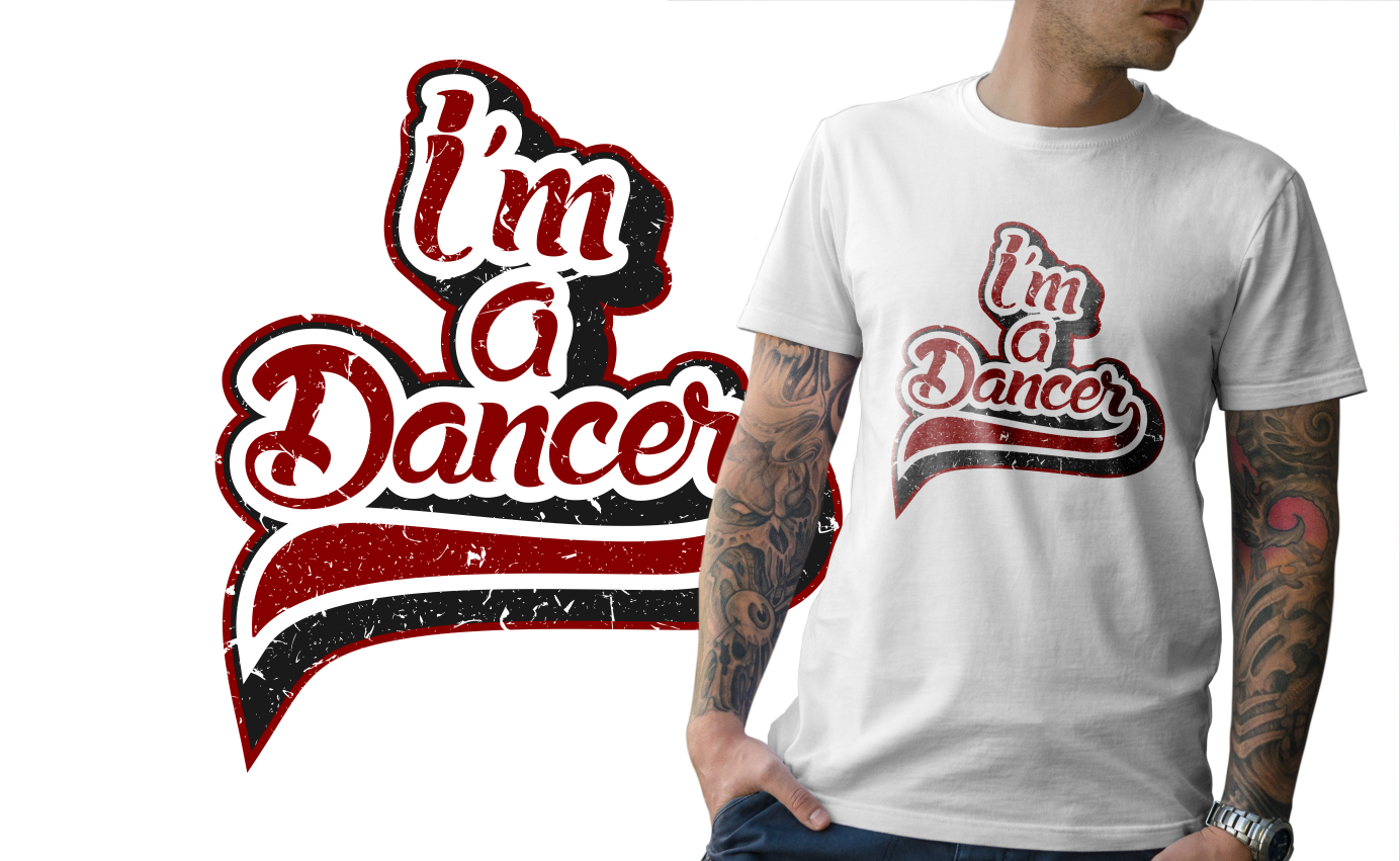 Design t shirt youtube - T Shirt Design By Windu For Youtube Dance Star Needs A Cool I