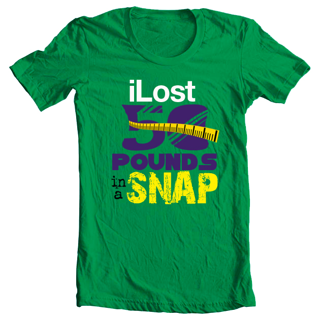 Bold playful t shirt design for morning rose investments for Snap t shirt printing