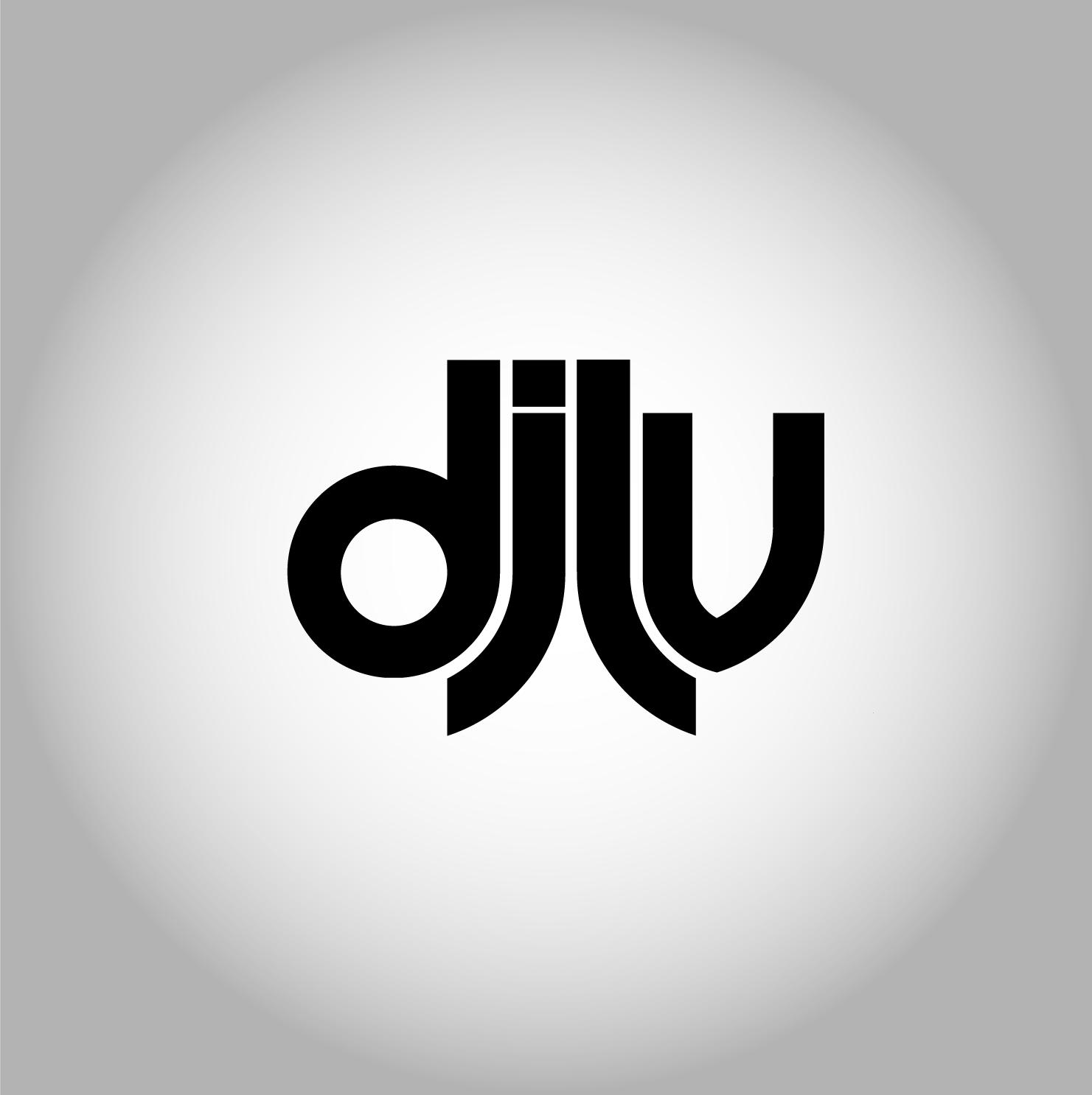 Dj LV Logo Design by Simple Design
