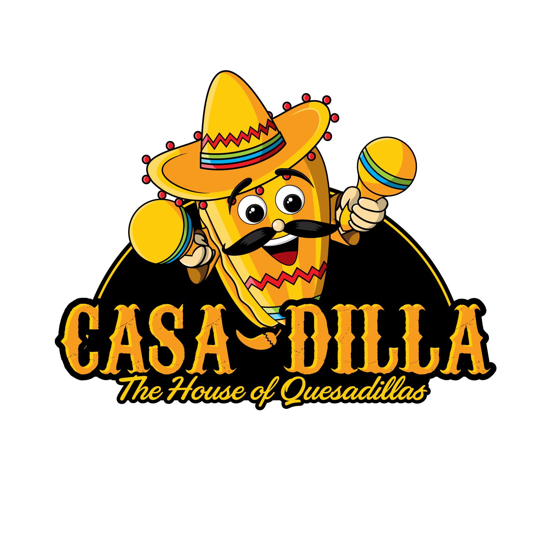 Casa Dilla Logo Design by Veronica Dan