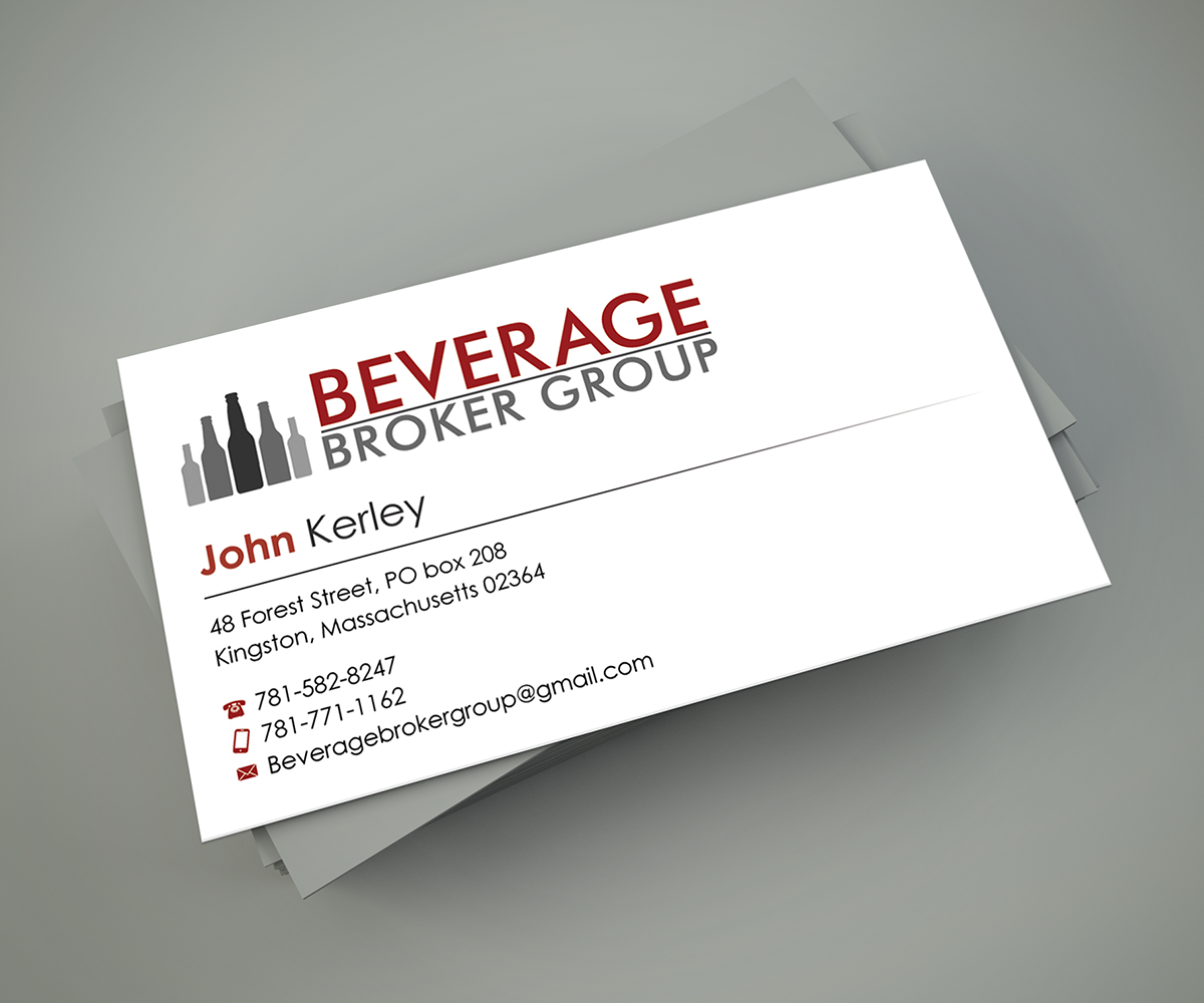100 Masculine Business Card Designs | Professional Service Business ...