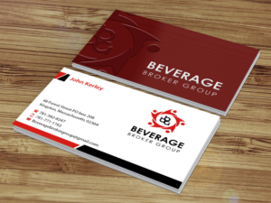 Professional service business card design galleries for inspiration liquor and wine broker selling to distributors and retail accounts business card design by creations reheart Images