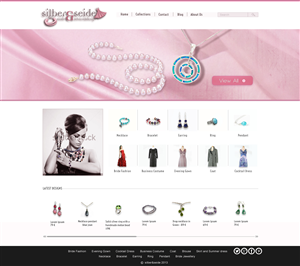 Jewelry Web Design Galleries for Inspiration
