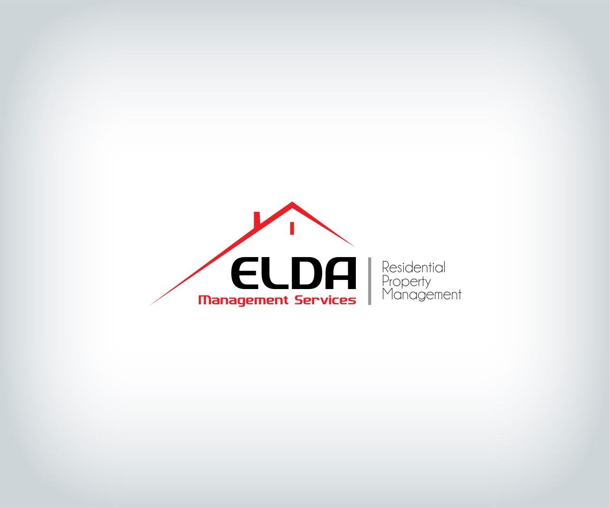 Modern professional logo design for elda management
