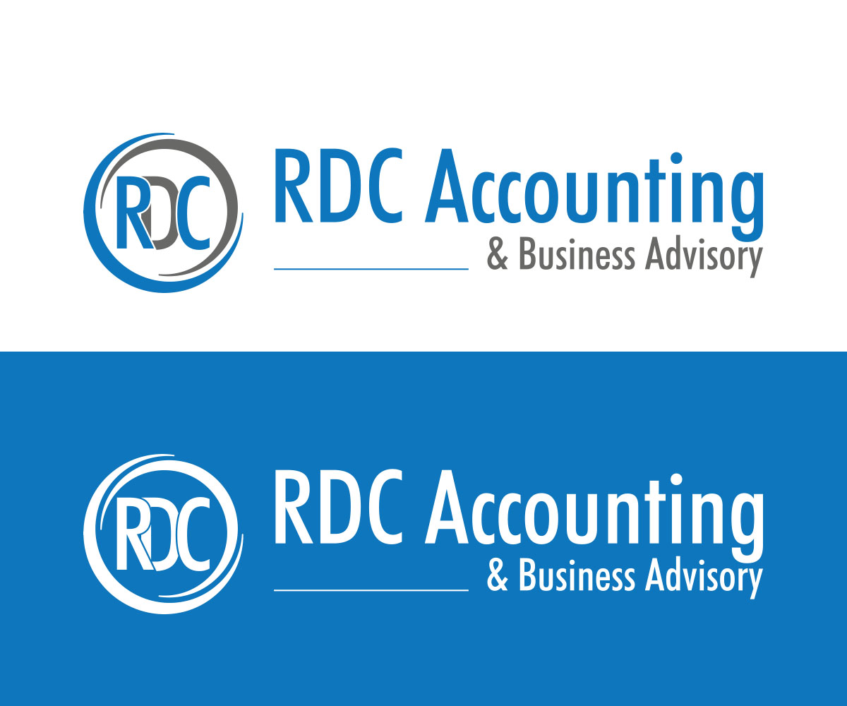Serious professional logo design for rdc accounting by for Firm company