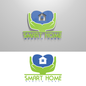 Modern upmarket logo design for smart home health care by yogodonald design 7708798 - Home health care logo design ...