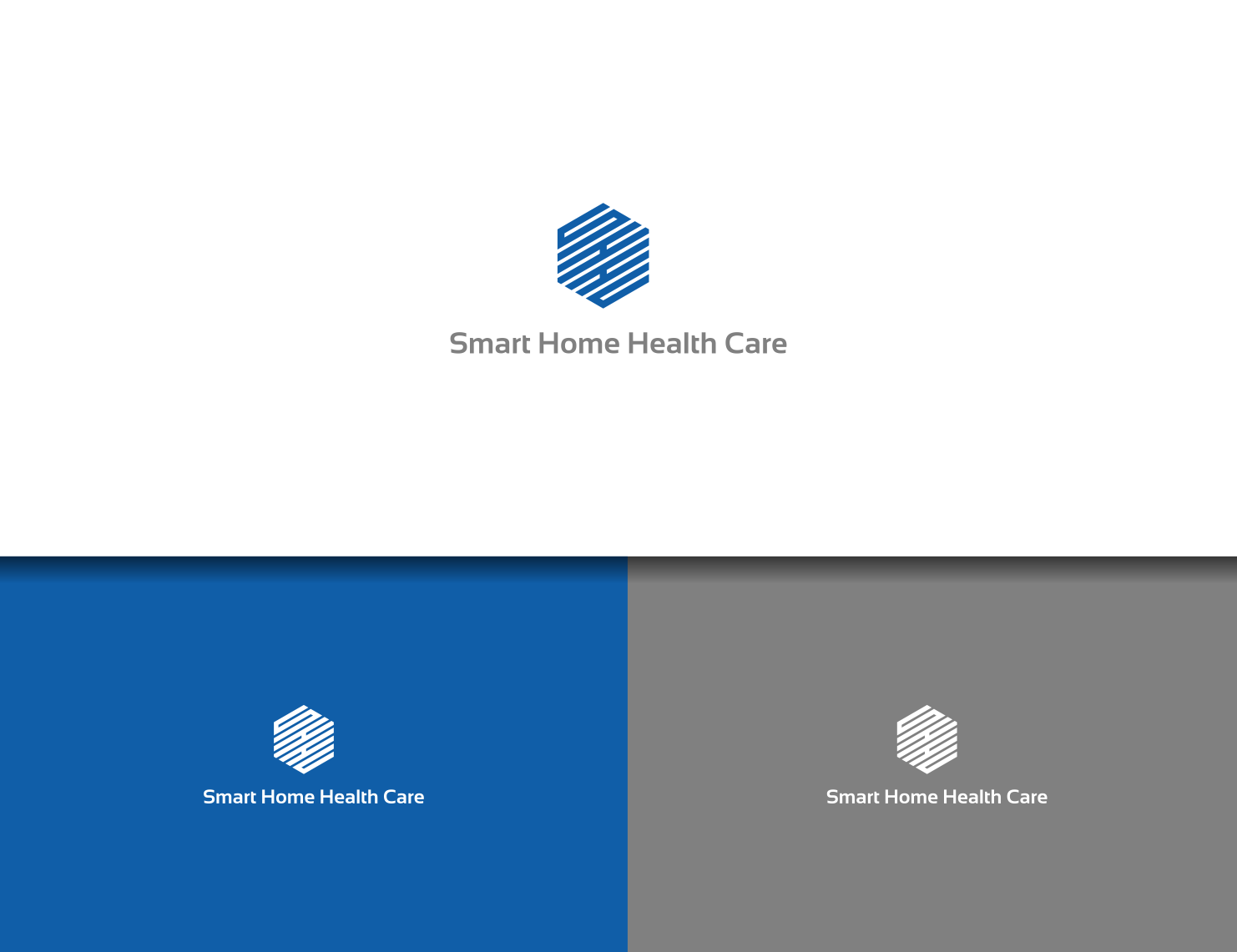 Logo Design For Smart Home Health Care By Yogodonald