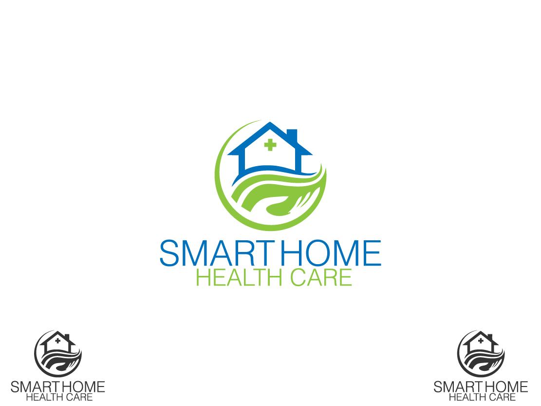 Modern Upmarket Business Logo Design For Smart Home Health Care By Atriumdezigns Design 7717959