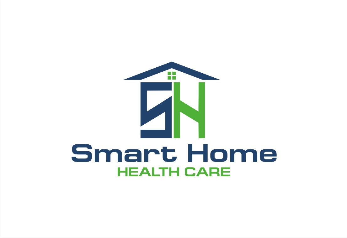 Logo Design by creative bugs for Smart Home Health Care business needs  international logo Modern Upmarket