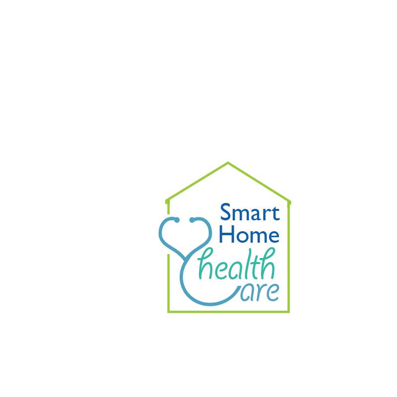 modern upmarket business logo design for smart home health care by norzainiamin design 7752592. Black Bedroom Furniture Sets. Home Design Ideas