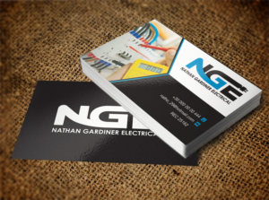 Electrical business card design galleries for inspiration electrical contractor buieness needs a business card design business card design by pawana designs colourmoves