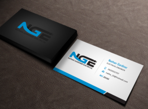 Electrical business card design galleries for inspiration electrical contractor buieness needs a business card design business card design by owaisias reheart Choice Image