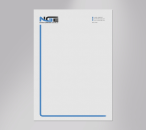 56 Modern Professional Electrical Letterhead Designs for a ...