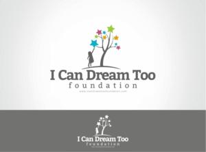 I Can Dream Too Foundation | Logo Design by nikkiblue