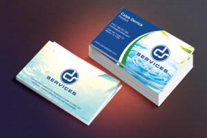 184 elegant business card designs water treatment business card business card design by sandaruwan for derrick systems llc design 7663843 colourmoves Choice Image