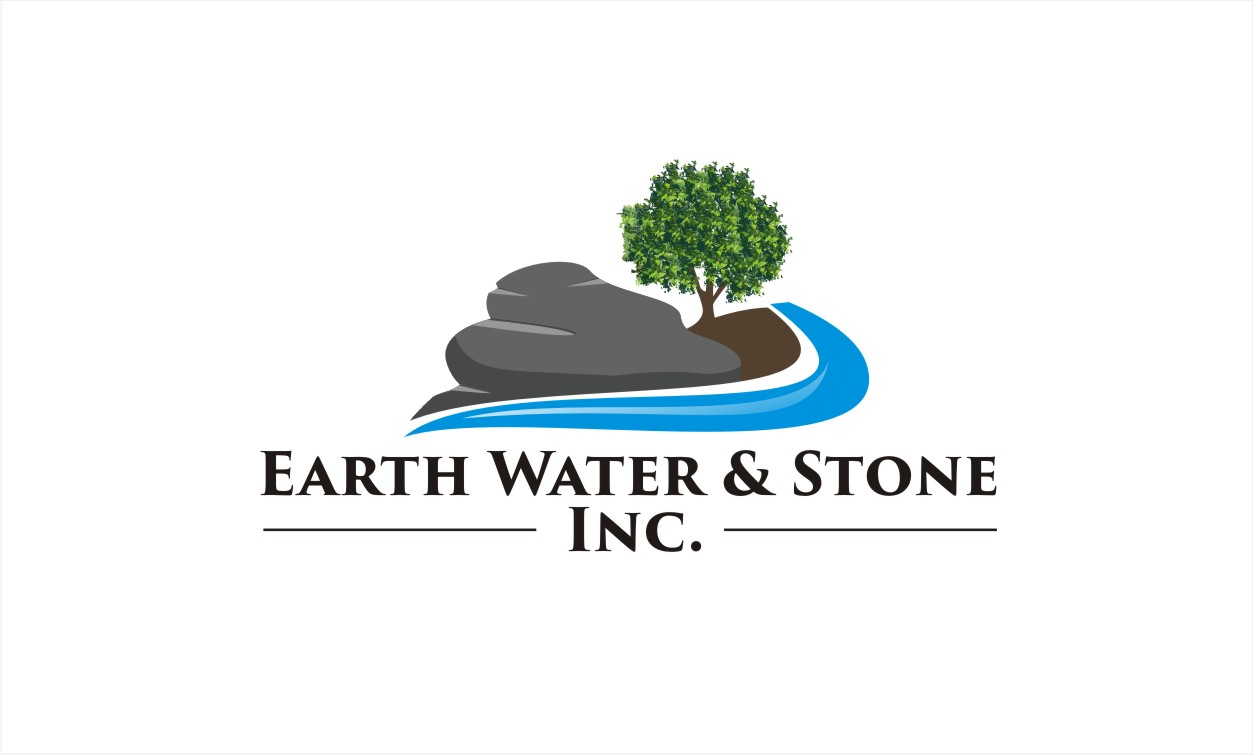 upmarket  masculine  construction logo design for earth