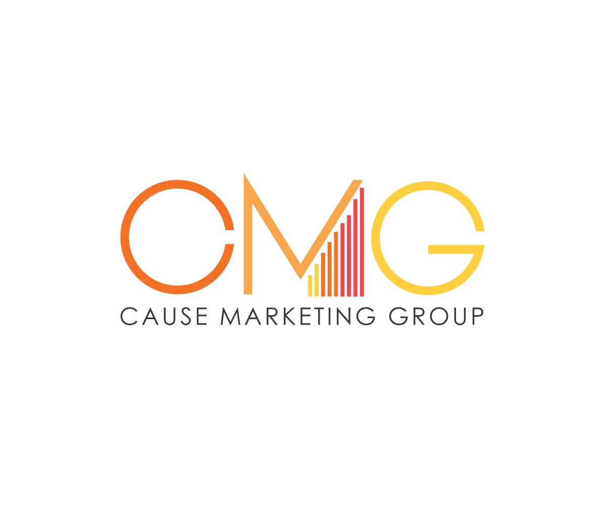 Professional Bold Design Agency Logo Design For Cause Marketing