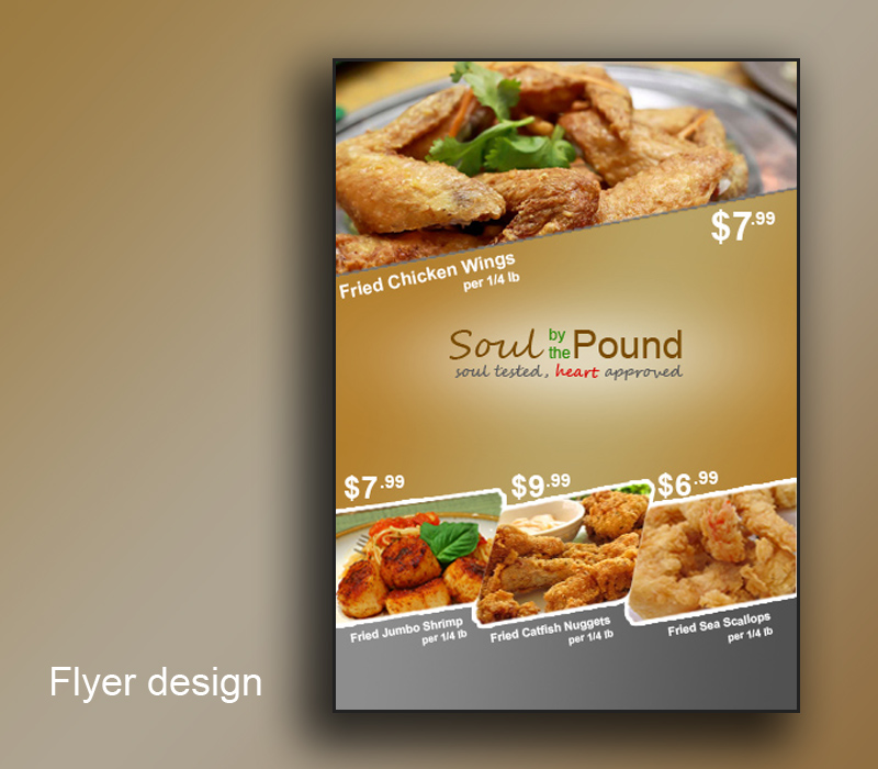 ... new seafood items | Flyer Design Contest | Brief #152335 | Page 2