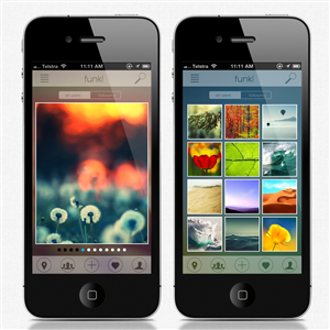 App Design by Atlas - Exciting new Aussie social network app - design...