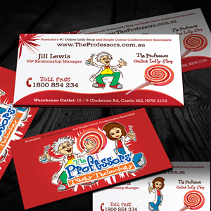 Business Card Design by MS Design - Business Card Design Project