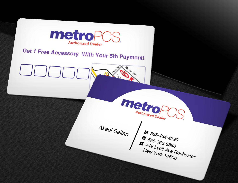 Modern professional cell phone business card design for sailans business card design by nilu for sailans llc design 7678744 colourmoves