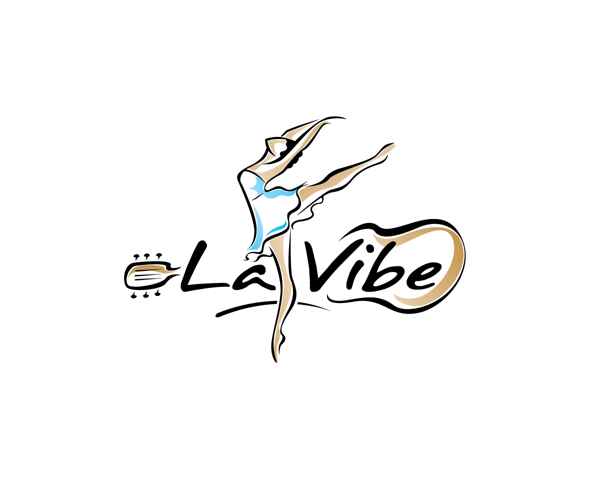 La Vibe Logo Design by Graphicsexpert