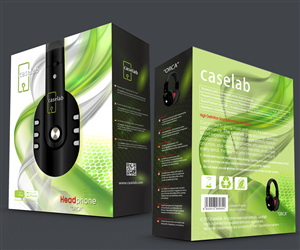 Packaging Design by WHollis63 - Case Lab Headphone Package