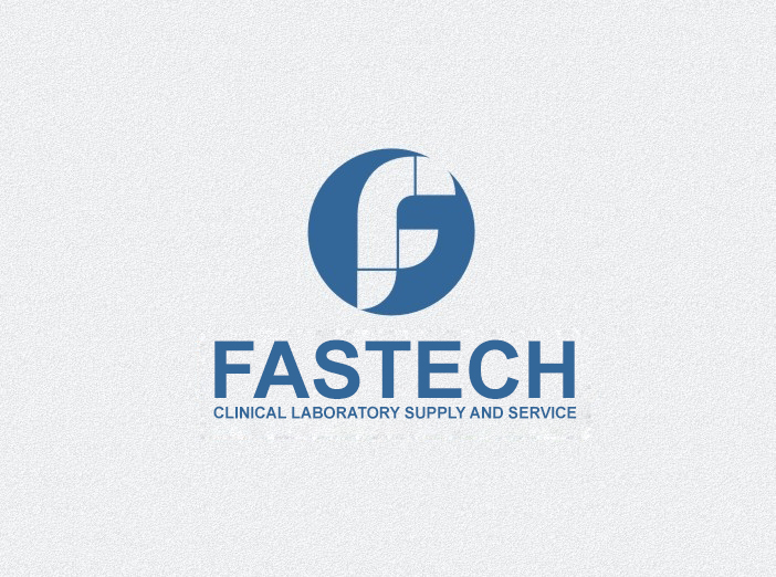 Laboratory Logo Design for Fastech Clinical Laboratory