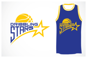 83 Professional Logo Designs for Dribbling Stars a business in ...